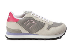SNEAKERS FRAU 0101 GREY PINK