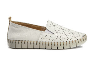 SLIP-ON FRAU 5092 WHITE